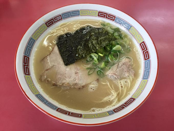 悲報!福山市の人気トンコツラーメン店『とんとん』が値上げ!