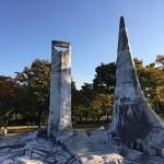 春日池公園 太陽の塔