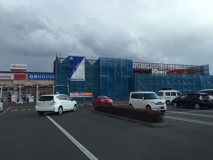変わりゆくサファ福山、ハピーマートはエブリイに啓文社は閉店