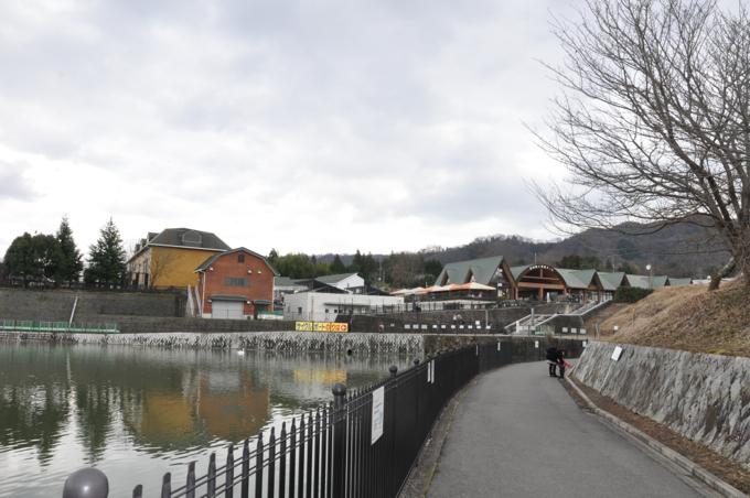 福山動物園 道