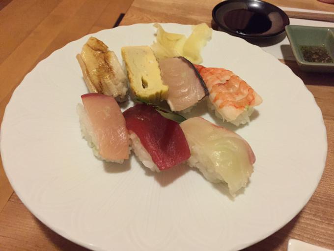 福山市 鳴海 寿司