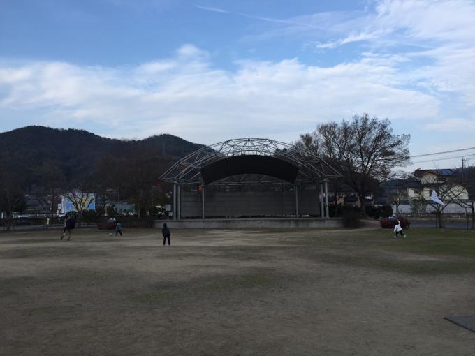 アリストぬまくま 公園