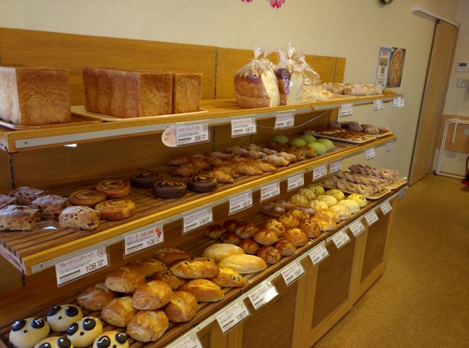 幸せのパン工房 食パン