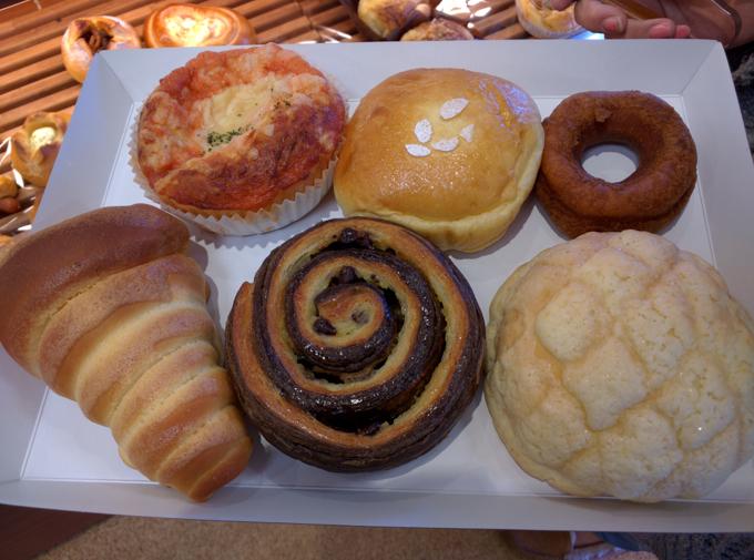 幸せのパン工房のパン