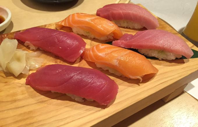 魚花 寿司