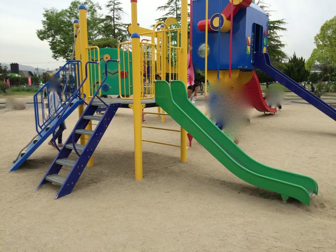 蔵王公園の遊具