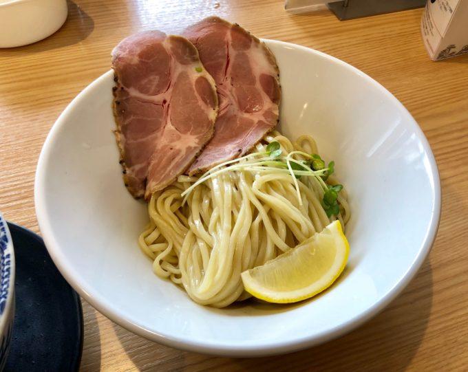匠 つけ麺 麺