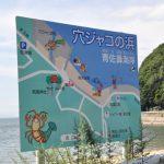 福山市から近い!寄島の青佐鼻海水浴場でバーベキューを楽しむ