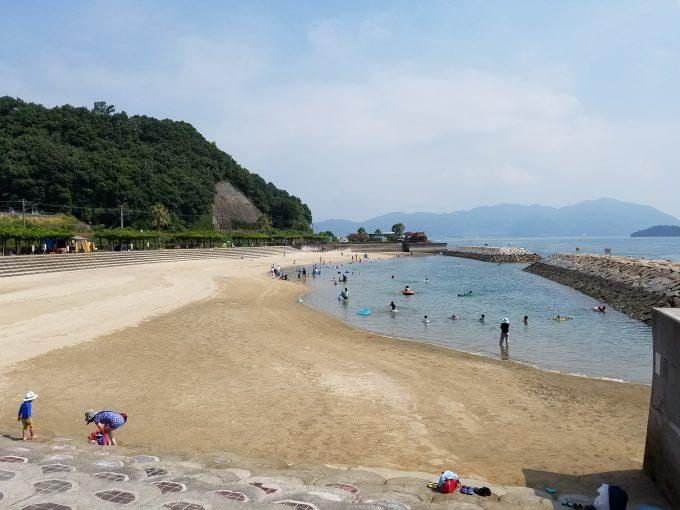 三原 海水浴