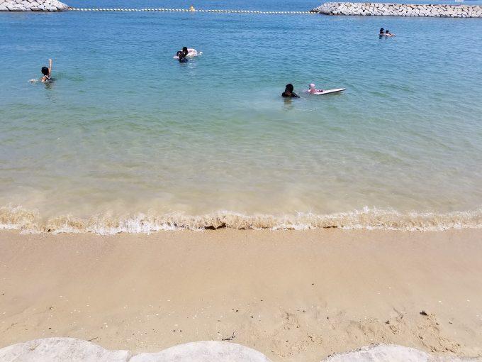 三原市の「すなみ海浜公園」は無料で海水浴やプールが楽しめる!