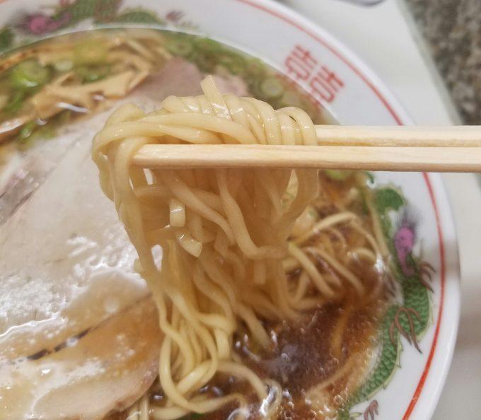 朱華園 麺