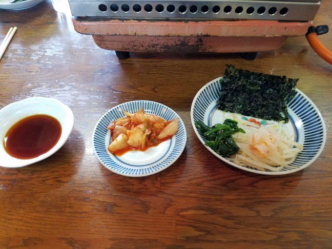 焼肉昼定食