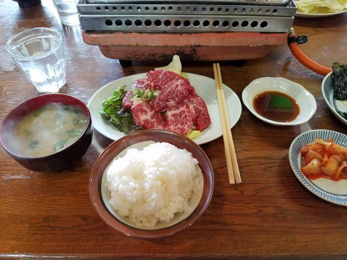 豊道園 焼肉ランチ