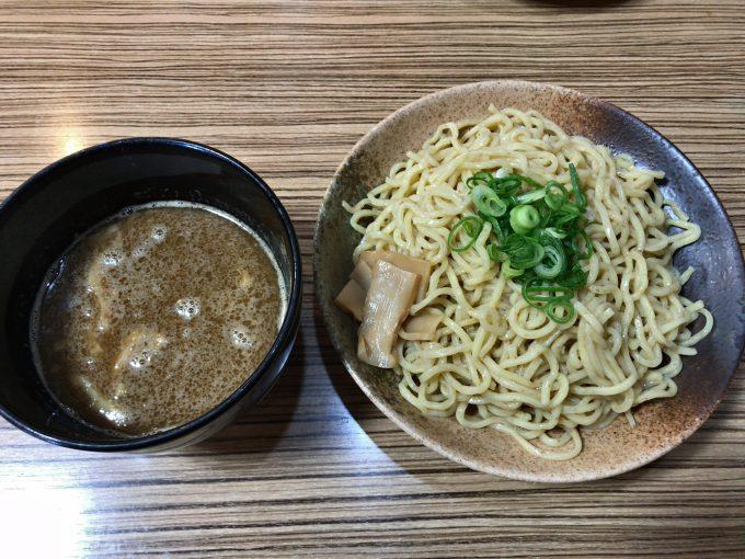 志堂 つけ麺