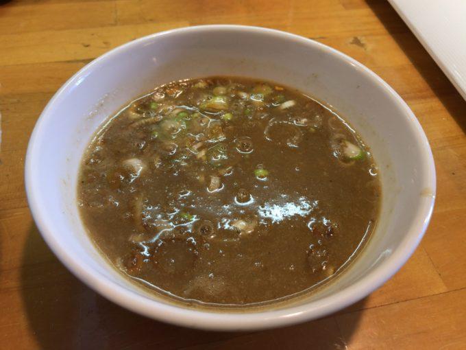烏城 スープ
