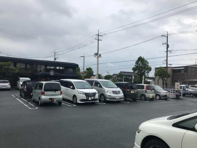 大福 駐車場