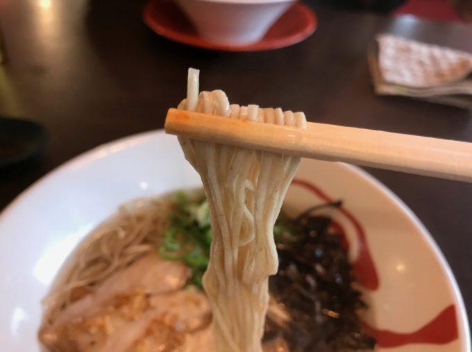 三十二匁 麺