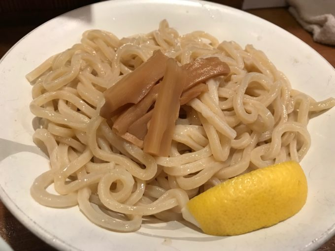 麺屋 いわ田 麺