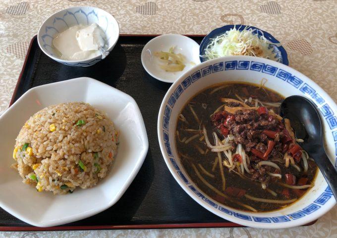 ハルピン食堂 哈尓濱麺
