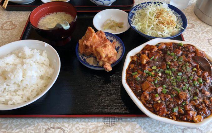 哈尓濱食堂 麻婆豆腐