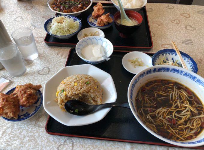 哈尓濱食堂 定食