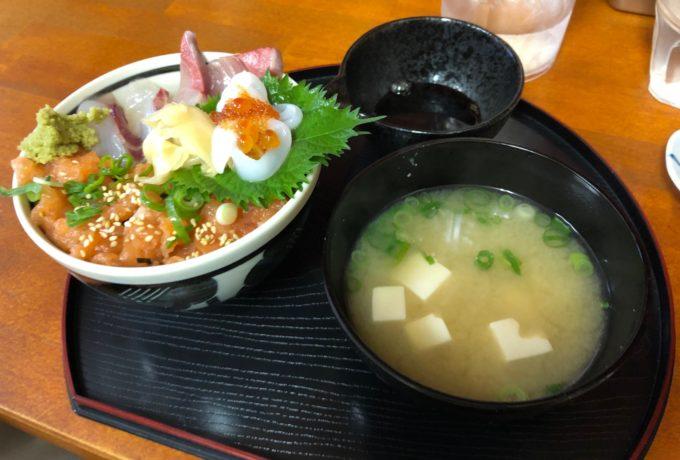 藤井堂 味噌汁