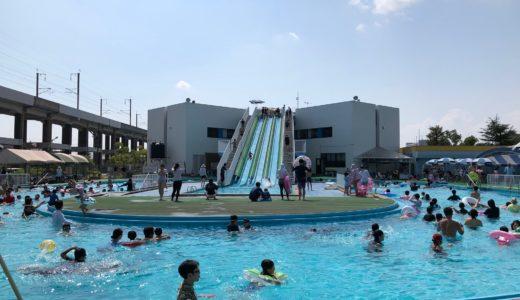 メモリアルパークのプールが安くて楽しい!施設を詳しく紹介!